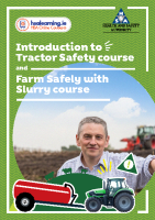 Farm Safety Flyer Web front page preview