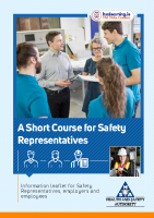 Safety Rep Leaflet Web front page preview