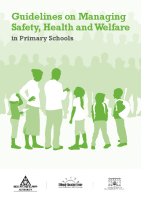 Guidelines on Managing Safety, Health and Welfare in Primary Schools front page preview