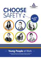 Choose Safety Students front page preview