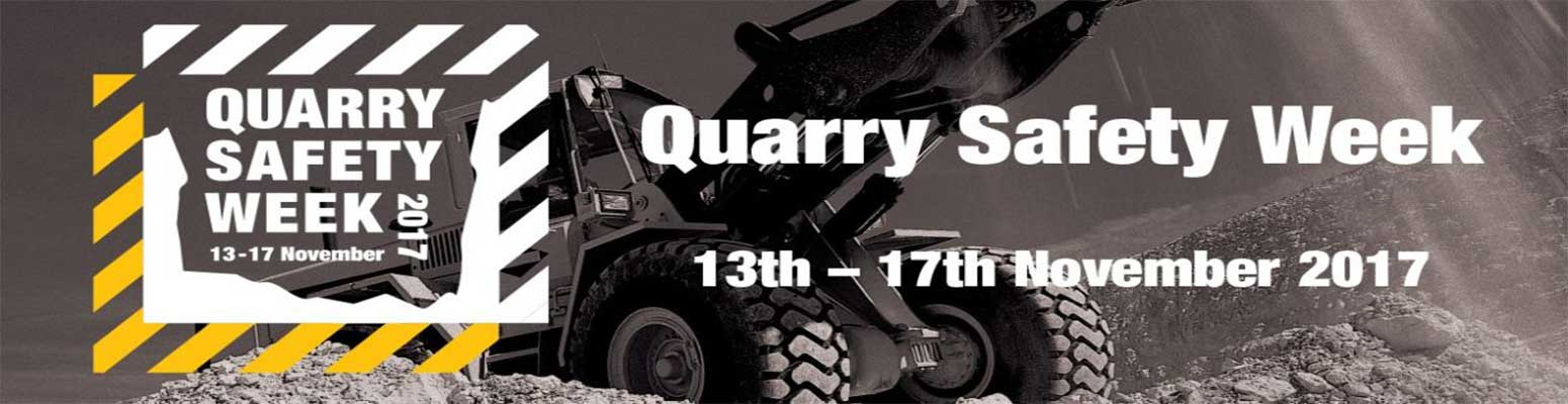 Quarry Safety Week