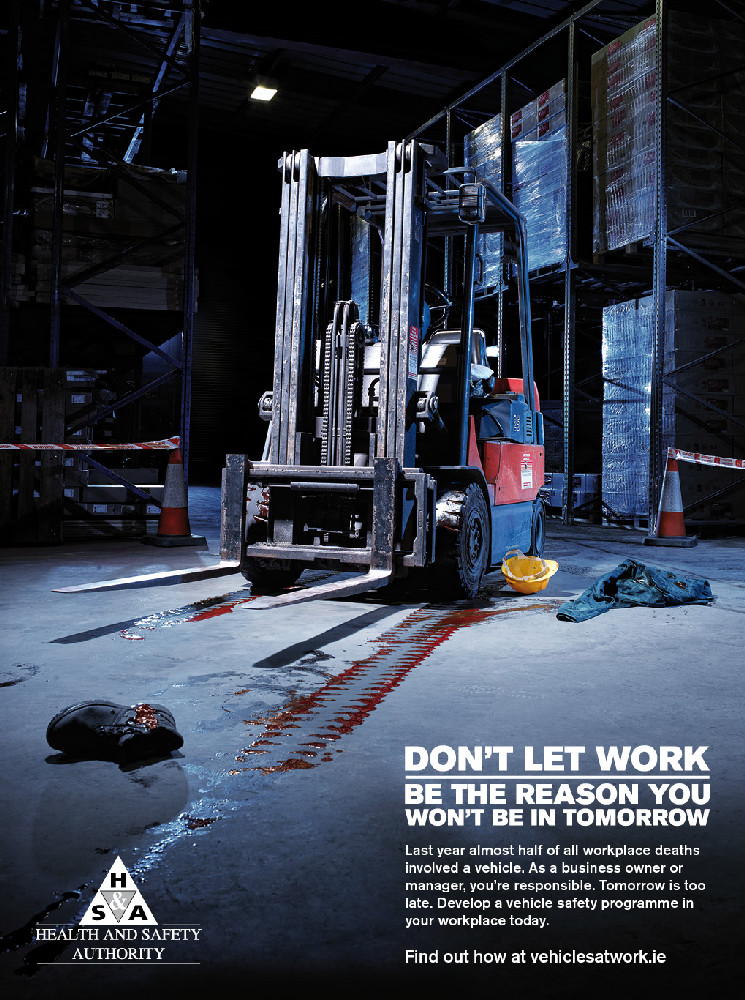 the aim of a workplace safety campaign Safety at the workplace, the aim of the agency  experiences from across the european union and tips on organising your own campaign health and safety campaigning .