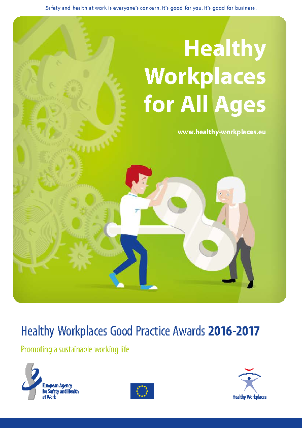 Good Practice Awards 2016-17 Case Study Entries front page preview