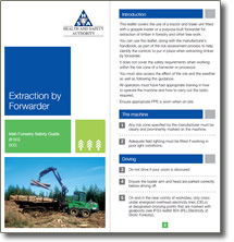 Irish Forestry Safety Guide - Extraction
