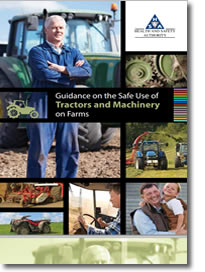 Tractor Guide Cover