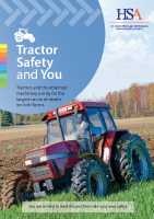 Tractor Safety and You front page preview