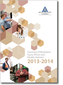 Statistics Report 2014 - Health and Safety Authority