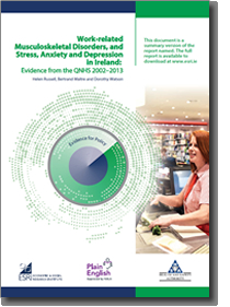 Work-related MSDs and Stress, Anxiety and Depression summary_cover