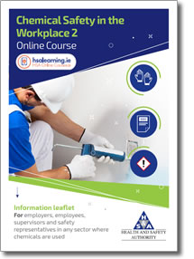 HSA Chemical Safety Flyer 2017 cover