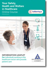 HSA Healthcare Flyer 2017 cover