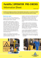 forklift operator pre checks front page preview