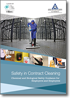 Safety in Contract Cleaning cover