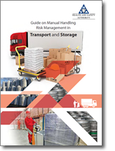 cover of manual handling in transport publications