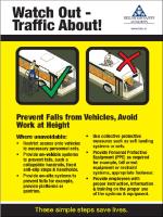 Watch Out - Prevent Falls front page preview