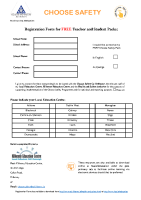Choose-Safety-Registration-Form-(Revised-August--20)_ front page preview