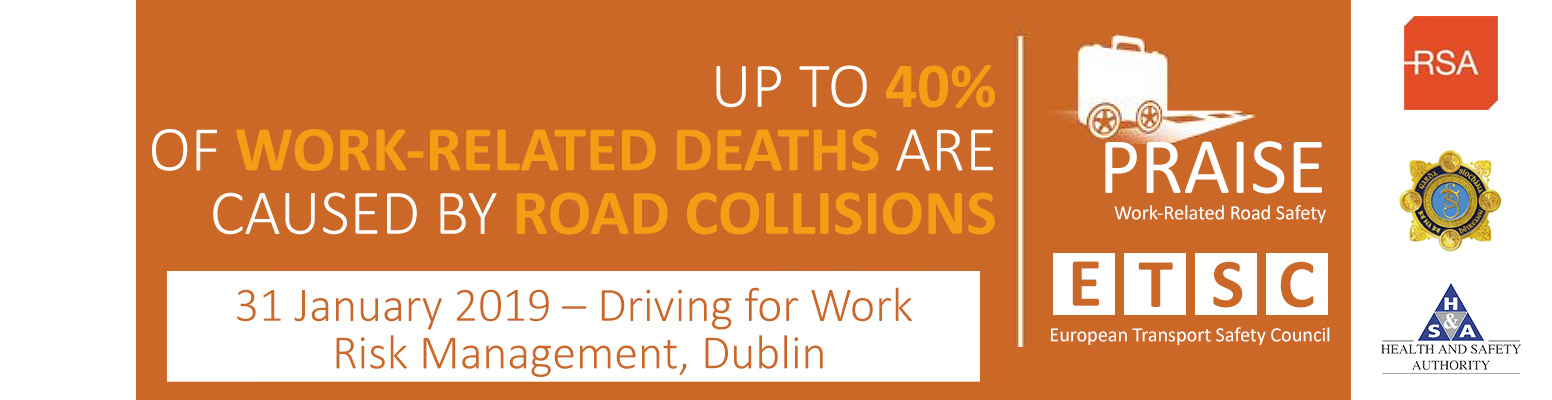 Driving for Work – Risk Management Seminar