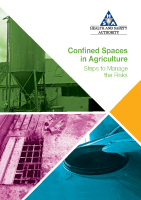 Confined Spaces in Agriculture - Steps to Manage the Risks front page preview