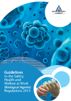 Guidelines for Biological Agents 2014 front page preview