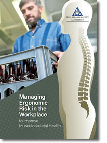 Managing Ergonomic Risk in the Workplace to Improve Musculoskeletal Health cover