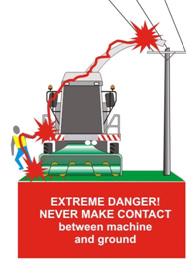 Overhead Power Lines - Health and Safety Authority
