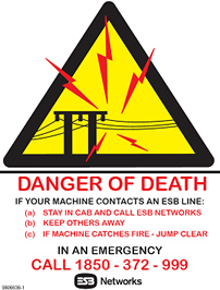 electricity danger of death sign 2