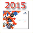 2015 Programme of Work Cover
