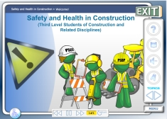 Safety and Health in Construction for Third Level Students