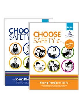Choose Safety Teacher and Student Covers