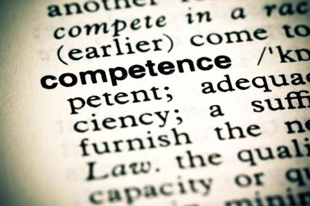 Competence - A Definition