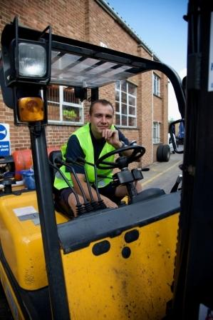Fork Lift Driver