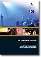 The Noise of Musice cover