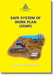SSWP Ground Works Form Revised 2007 Cover