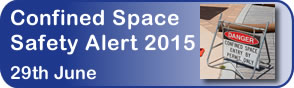 Confined Space Safety Alert