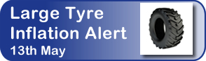 Tyre Inflation Alert icon