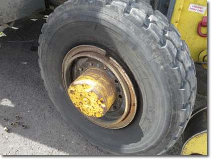 Explosion Risk Split Rim Wheels Health And Safety Authority