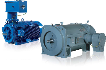 Cat 2 Flameproof Motors