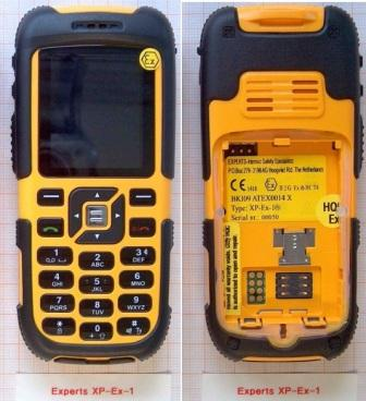 Photo of Expert XP-Ex-1 phone