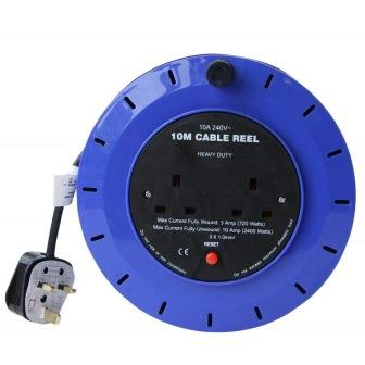 Picture of a cable reel