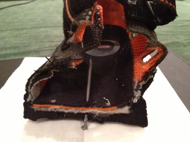 Ibc fire proof conduit penetration detail