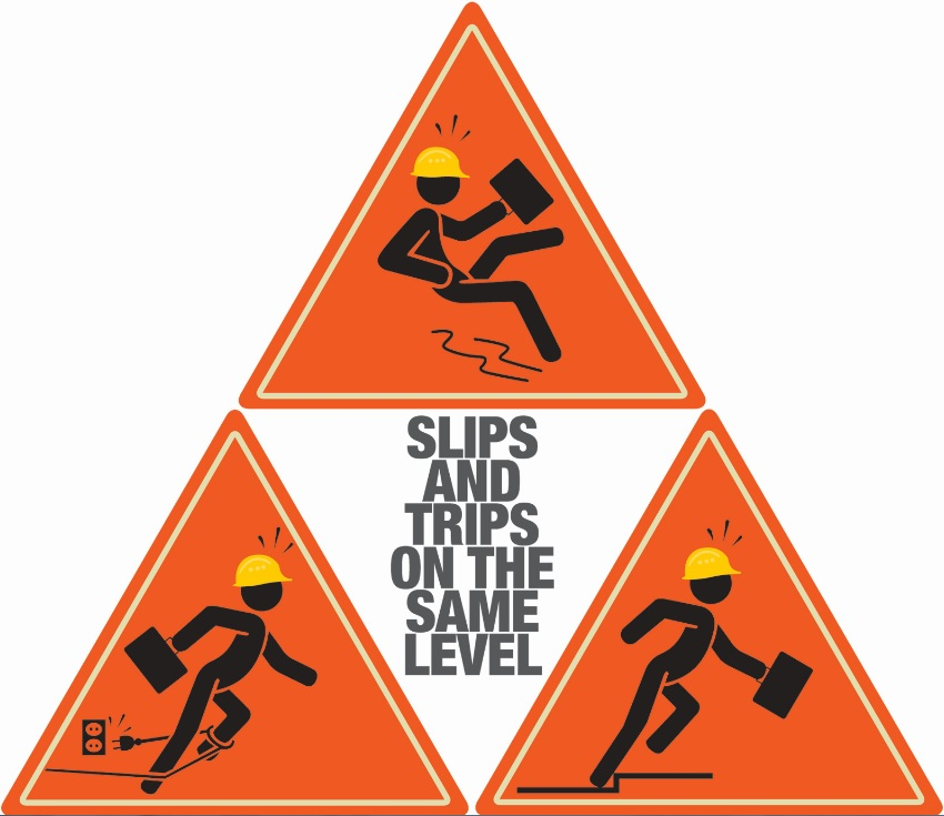 Slips, Trips and Falls - Health and Safety Authority