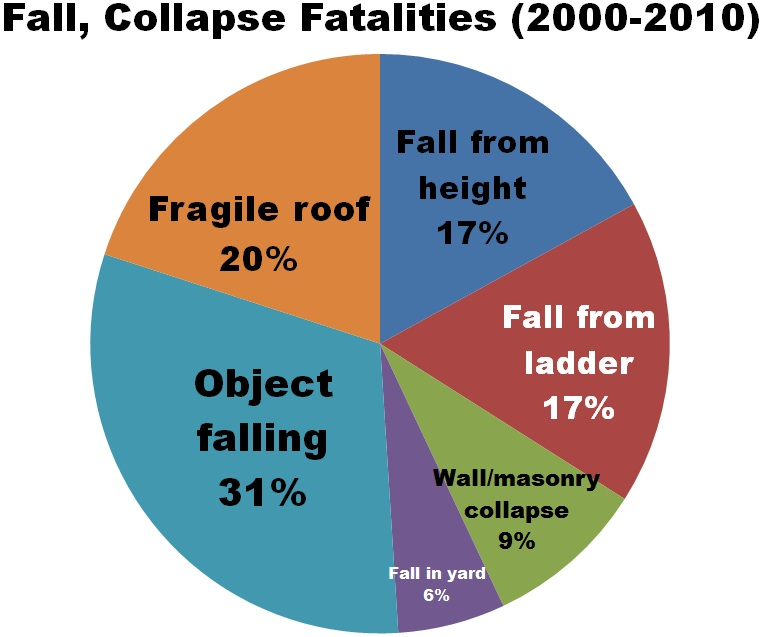 Fall Collapse Fatalities