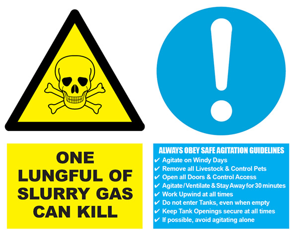 Slurry Safety Health And Safety Authority