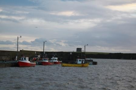 Loughshinny Fishing Boats