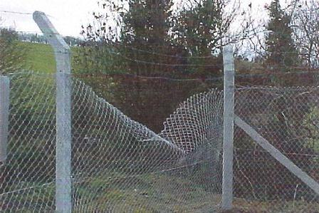 trespass boundary fencing and prevention of drowning health and
