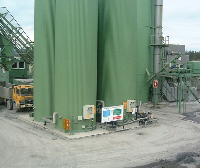 Asphalt Plant Safety - Health and Safety Authority